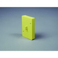 Защитная крышка временная (жѐлтая) (для  7046/7047)