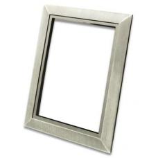 Декоративная рамка Deco металлическая (нерж. сталь)